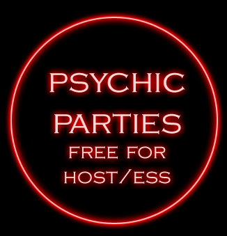 Psychic Parties - Free For Host/ess