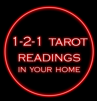 1-2-1 Tarot Readings In Your Home